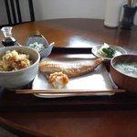 8090420 - 焼き魚定食(ホッケVer)