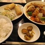 中国料理 晴華 - 日替わりランチ