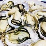 道の駅 あいおい白龍城 麺房はりまや - 料理写真:牡蠣のレンチン♪
