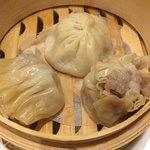 上海料理 蓮 - 蒸三種