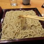 三里 - 蕎麦を手繰る