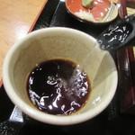 三里 - 蕎麦湯は自然体