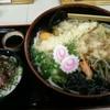 鳴門うどん - 料理写真:特製鳴門うどん950円(税込)