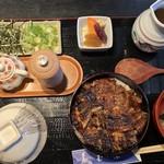 むつ味 - 料理写真:上ひつまぶし(3580円税別)