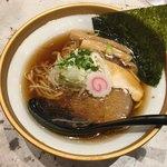 ソラノイロ ナゴヤ - 「金の中華そば」830円