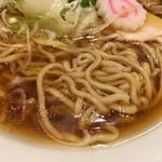 ソラノイロ ナゴヤ - 麺
