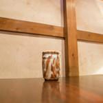 菓舗 カズナカシマ - 焙じ茶