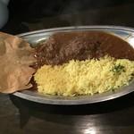 カフェ・レッドブック - 【初訪】インド風チキンカレー