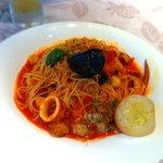 マルコポーロ - トマトソースのパスタ(単品)