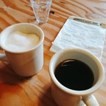 ザ ミーニング オブ ライフ コーヒー - ドリンク写真: