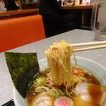らあめん花月嵐 - 飛騨高山中華そば麺屋和香葉(麺リフトは苦手です)