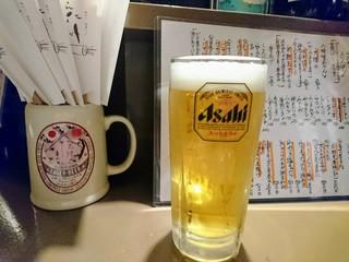 ぶっち - 生ビール