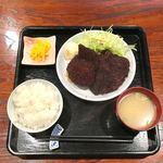 月の工房 - 料理写真:ソースかつ丼  ¥760