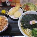 うどんいっきゅう - 料理写真: