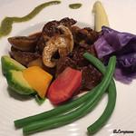 エッサンス - 料理写真:ロニョン・ド・ヴォー
