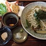 石臼自家挽き蕎麦 みなもと - 二八ざる蕎麦&天ぷら