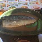 ガスト - 料理写真:サバの味噌煮