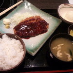 8092067 - 名古屋味噌カツ定食