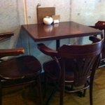 デザートカフェ ユウタ - テーブル席☆