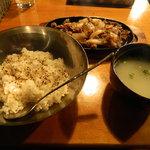 ソートン - 十和田バラ焼き定食
