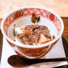 虎白 - 料理写真:根菜炊き牛乳ソースとトリュフ