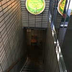 ボンゾ - 階段。