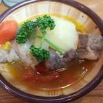 80926086 - 牛スジトマト煮込み(210円税抜)