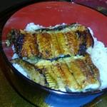 お酒と手料理 うさぎ - 鰻丼