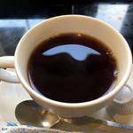 マルミ屋 - ドリンク写真:ホットコーヒー