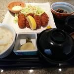 80928276 - 広島県産牡蠣フライ膳