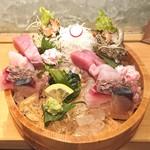 のどぐろ日本海 - 漁(5種) 二人盛
