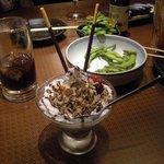 えこひいき - チョコっとパフェ