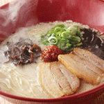 博多 一風堂 - 料理写真:赤丸新味