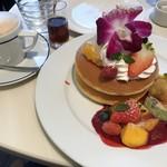 カフェナチュレ - ★★★ トロピカルパンケーキ