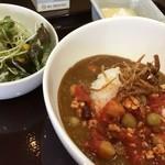 阿波踊り&ミュージック Cafe&Barコティ - 淡路島カレーランチ