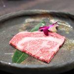 鉢山 - 飛騨牛のサーロイン