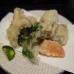80937359 - 牡蠣天ぷら