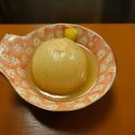 立呑み お酒の神様 - 玉ねぎ(150円)