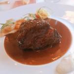 80938487 - 牛ホホ肉の赤ワイン煮