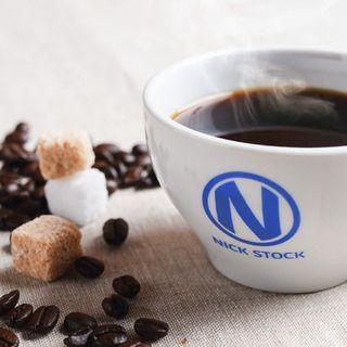 カフェタイムにはこだわりあるコーヒーを