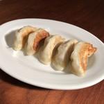 中華蕎麦 氷室 - 小籠包餃子です♪