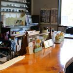 チャビーカフェ - 店内の様子
