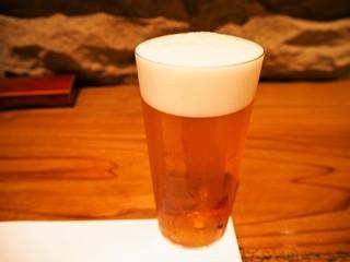 やました - 生ビール