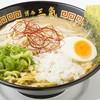 博多 三氣 - 料理写真:2種類の味噌をブレンドし焦がしてつくる本格派。『味噌味噌とんこつラーメン』麺は専用縮れ麺です。