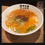 麺屋こころ - 濃厚担々麺 880円