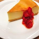 金澤ちとせ珈琲 - NYチーズケーキ