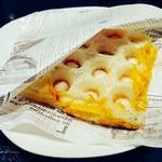 ハムチーズサンドMoffleオレガノ風味