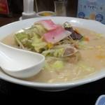 リンガーハット - 長崎ちゃんぽん(麺1.5倍)