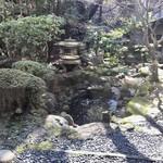 sute-kihausuminami - 中庭