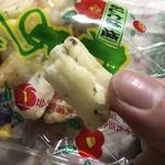 島の煎餅 -